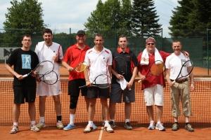 V.l: Jörg, Stephan, Markus, Sascha, Sven, Carsten, Werner